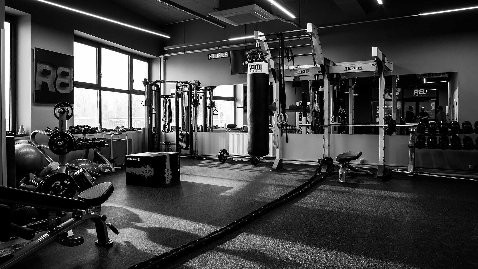 R8 elitarny klub fitness Lublin